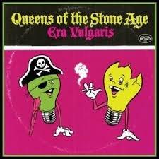 QUEENS OF THE STONE AGE - ERA VULGARIS (LP)