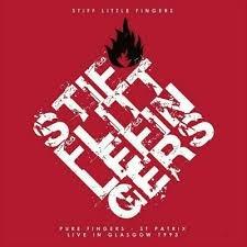 STIFF LITTLE FINGERS - PURE FINGERS, ST PATRIX (LP)