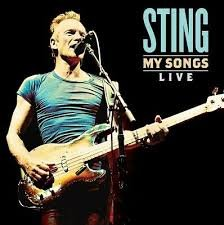 STING - MY SONGS LIVE (LP)
