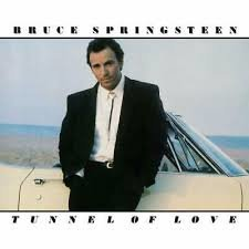 BRUCE SPRINGSTEEN - TUNNEL OF LOVE (LP)