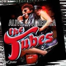 TUBES - ALIVE IN AMERICA (LP)