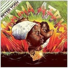 PETER TOSH - MAMA AFRICA (LP)