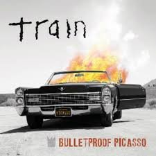 TRAIN - BULLETPROOF PICASSO (LP)