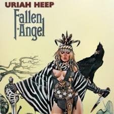 URIAH HEEP - FALLEN ANGEL (LP)