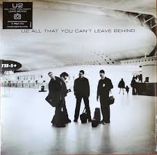 U2 - ALL THAT YOU CAN'T LEAVE BEHIND (LP)