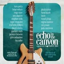 ECHO IN THE CANYON - SOUNDTRACK (LP)