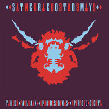 ALAN PARSONS PROJECT - STEREOTOMY (LP)
