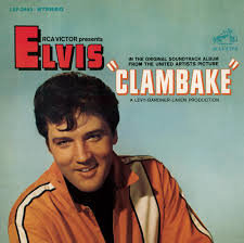 ELVIS PRESLEY - CLAMBAKE (LP)