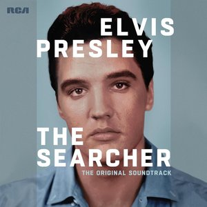 ELVIS PRESLEY - THE SEARCHER, SOUNDTRACK (LP)