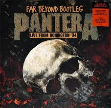 PANTERA - FAR BEYOND BOOTLEG LIVE FROM DONINGTON '94 (LP)