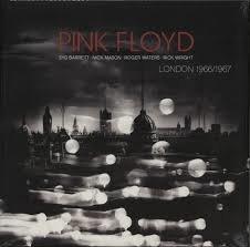 PINK FLOYD - LONDON 1966-1967 (LP)