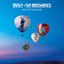 MIKE & THE MECHANICS - OUT OF THE BLUE (LP)