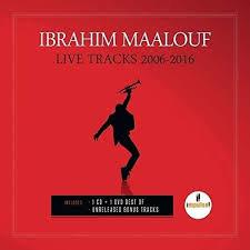 IBRAHIM MAALOUF - LIVE TRACKS 2006-2016 (LP)