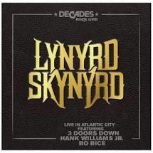 LYNYRD SKYNYRD - LIVE IN ATLANTIC CITY (LP)