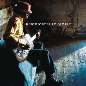 KEB'MO - KEEP IT SIMPLE (LP)