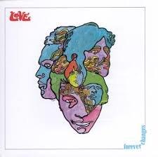 LOVE - FOREVER CHANGES (LP)