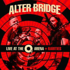 ALTER BRIDGE - LIVE AT THE 02 ARENA + RARITIES (LP)