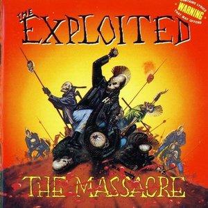 EXPLOITED - THE MASSACRE (LP)