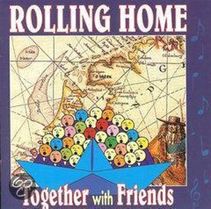 Rolling Home - Together With Friends (CD)