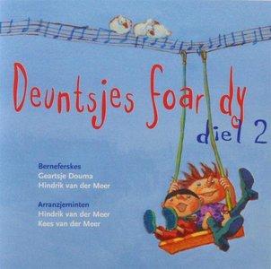 Deuntsjes Foar Dy Diel 2 (CD)