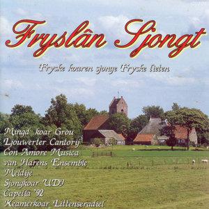 Fryslan Sjongt (CD)