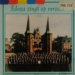 Edoza - Zingt Op Verzoek (CD)