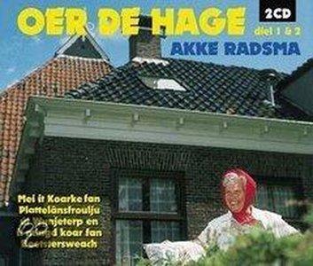 Akke Radsma - Oer De Hage Diel 1 & 2 (CD)