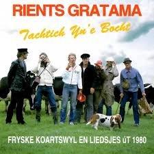 Rients Gratama - Tachtich Yn'e Bocht (CD)