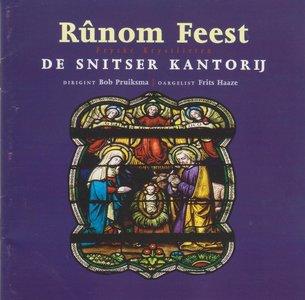 De Snitser Kantorij - Runom Feest (CD)