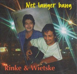 Rinke & Wietske - Net Langer Bang (CD)