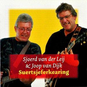 Sjoerd Van Der Leij & Joop Van Dijk - Suertsjeferkearing (CD)