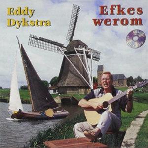 Eddy Dykstra - Efkes Werom (CD)