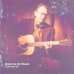 Bauke Van Der Woude - It Slyt Mar Net (CD)