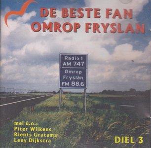 De Beste Fan Omrop Fryslan Diel 3 (CD)