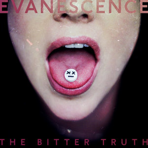 EVANESCENCE - THE BITTER TRUTH (LP)