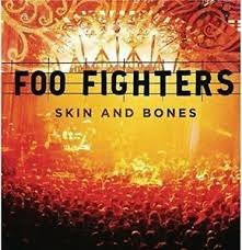 FOO FIGHTERS - SKIN AND BONES (LP)