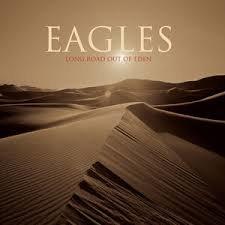 EAGLES - LONG ROAD OUT OF EDEN (LP)