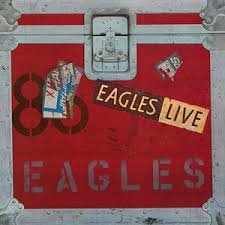 EAGLES - EAGLES LIVE (LP)
