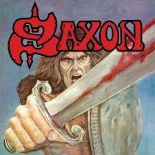 SAXON - SAXON (LP)