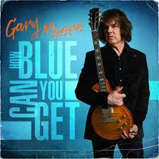 GARY MOORE - HOW BLUE CAN YOU GET (LP)