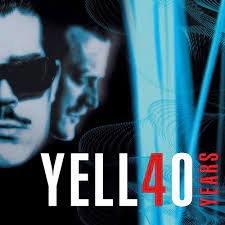 YELLO - 40 YEARS (LP)