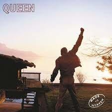 QUEEN - MADE IN HEAVEN (LP)