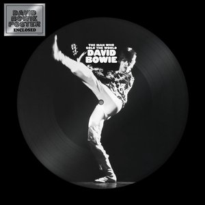 DAVID BOWIE - THE MAN WHO SOLD THE WORLD (LP)
