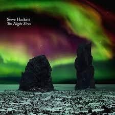 STEVE HACKETT - THE NIGHT SIREN (2LP+CD)