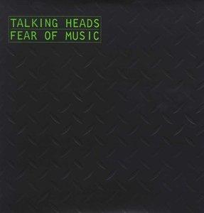 TALKING HEADS - FEAR OF MUSIC (LP)