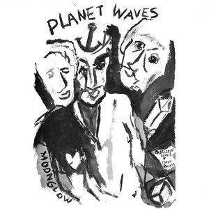 BOB DYLAN - PLANET WAVES (LP)