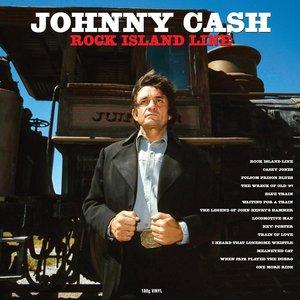 JOHNNY CASH - ROCK ISLAND LINE (LP)