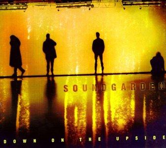 SOUNDGARDEN - DOWN ON THE UPSIDE (LP)