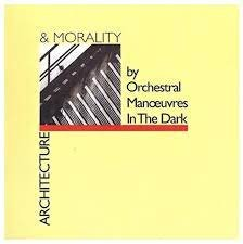 ORCHESTRAL MANOEUVRES IN THE DARK - ARCHITECTURE & MORALITY (LP)