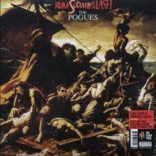 POGUES - RUM SODOMY AND THE LASH (LP)
